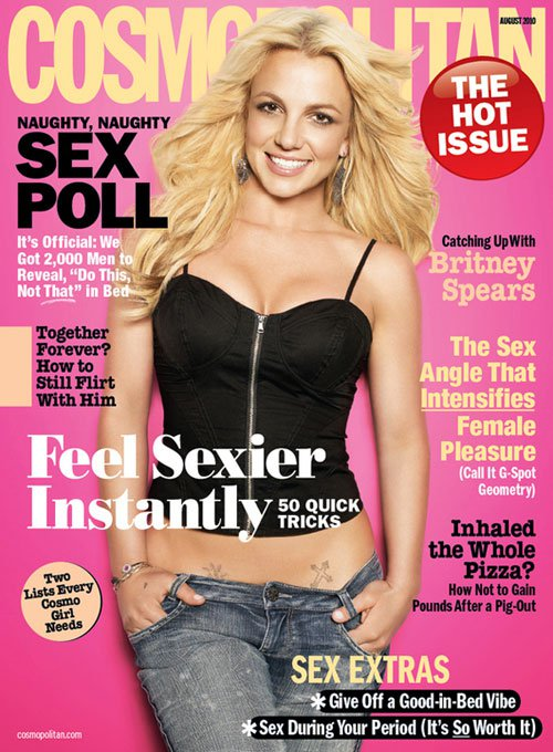 Cosmo article on sex chair