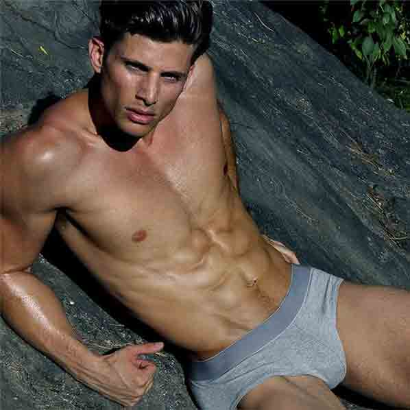 50 Adorable Pics of Openly Gay Model Barrett Pall