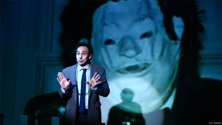 """The Off-Broadway Hit """"217 Boxes of Dr. Henry Anonymous"""" Tells the Story of One of the Most Influential Gay Activists You've Never Heard Of"""
