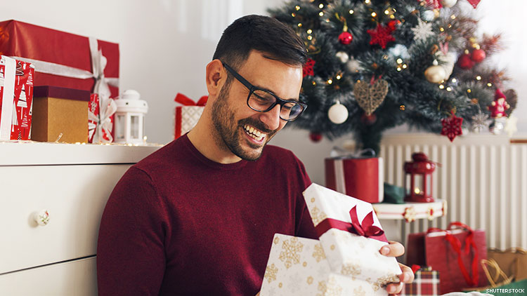 14 Gifts Gay Men Actually Want Santa To Bring