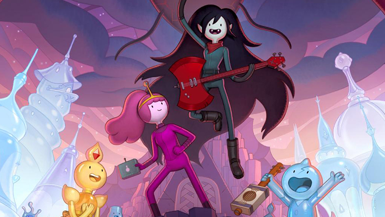 Our Fave 'Adventure Time' Couple Returns for 'Distant Lands Obsidian'