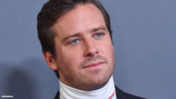 Armie Hammer drops out of Shotgun Wedding over social media controversy
