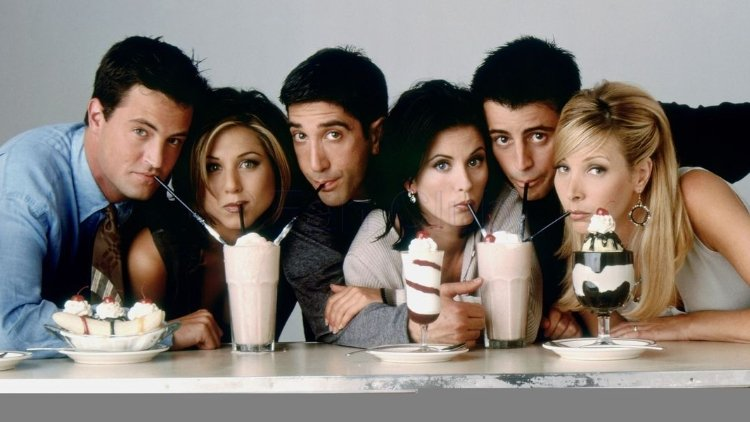 This 'Friends' Main Character Was Supposed to Be Gay