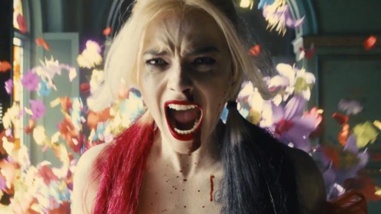 Bisexual Queen Harley Quinn Is Back in 'The Suicide Squad' Trailer