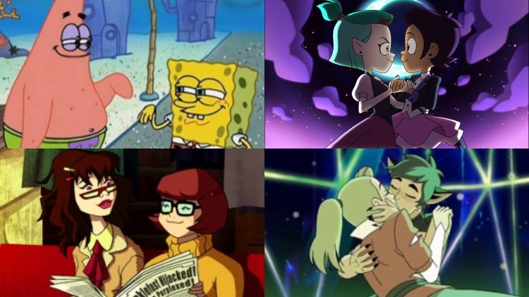 16 Cartoon Shows With Awesome Lgbtq Characters