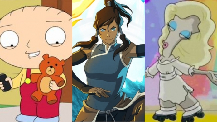 7 Cartoon Characters That Are Definitely Bi Icons