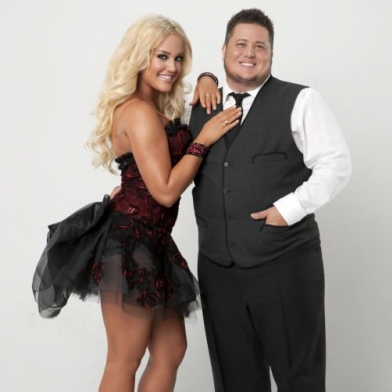 SheWired Shot of The Day: Chaz Bono and Lacey Schwimmer Dress Up for DWTS - Video