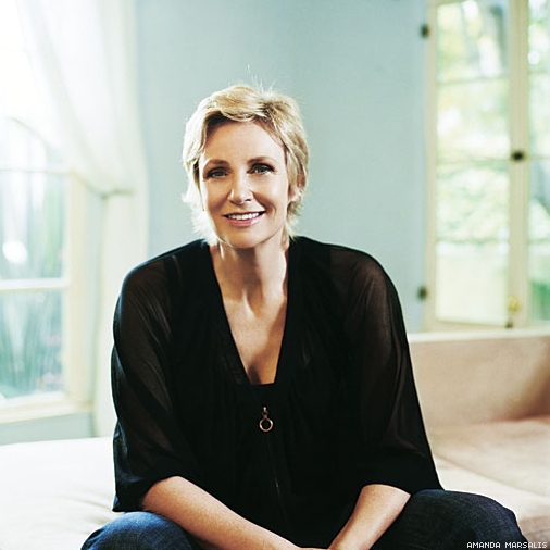 Jane Lynch: Mother, Wife, and All Around Lesbian Super Star
