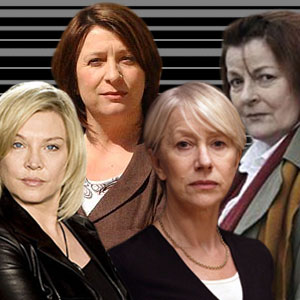 Four Hottest Female Detective Series Now on DVD
