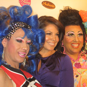 Best In Drag 2011: Sara Ramirez, Kathy Griffin, Dot Marie Jones and More - PHOTOS