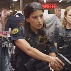 Tania Raymonde on Playing MTV's 'Death Valley' Lesbian Zombie-Battling Cop