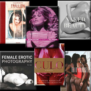 Bookshelf: Naked Women For The Holidays