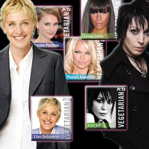 Lick Ellen DeGeneres and Joan Jett for a Cause Thanks to PETA and the US Postal Service