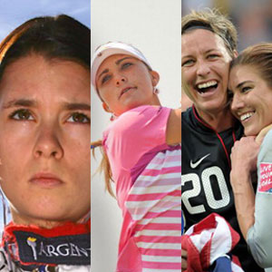 Top 5 Women's Sports Events of 2011