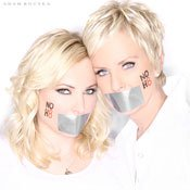 SheWired Shot of The Day: New NOH8 Photos of Meghan McCain and Mom Cindy