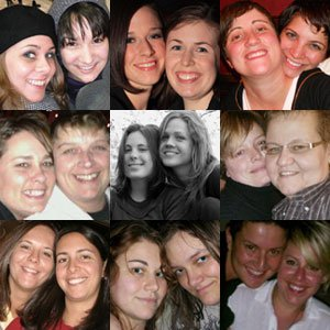 Real Life Lesbian Love Stories for Valentine's Day