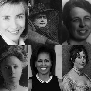 8 First Ladies Who Kicked Ass