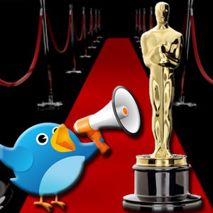 The Oscars Round-Up in 20 Tweets!
