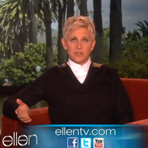Ellen DeGeneres Throws Support Behind Rating Change for 'Bully' Documentary - Video