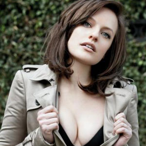'Mad Men' Star Elisabeth Moss Sizzles in Page Six Spread