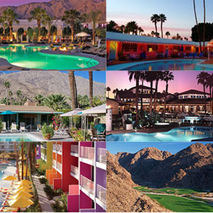 Lesbian resorts palm springs