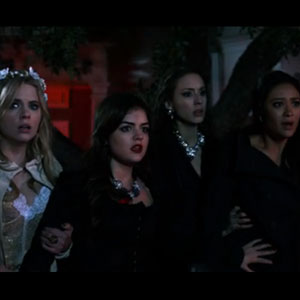 'Pretty Little Liars' Recap Ep. 2.25 - The Liars go 'Psycho' Over 'A'