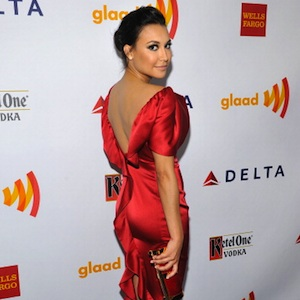 GLAAD Awards in New York: Naya Rivera, Megan Hilty, Katy Butler - In Photos