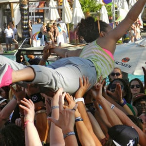 Down at The Dinah: Battle of the Lesbian Web Series and Pool Party in Photos
