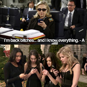 texts from hillary clinton meme goes viral