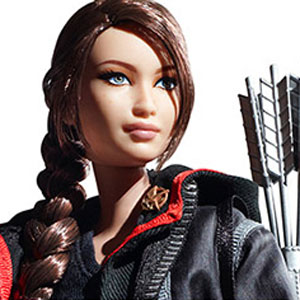 Katniss Everdeen, Feminist Hero, Barbieified