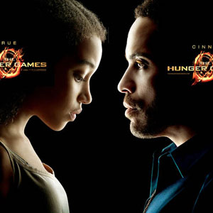 'Hunger Games' Young Racist Fan Frenzy