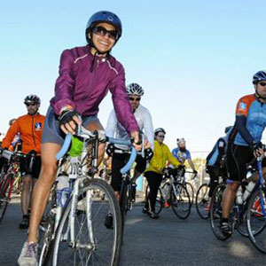AIDS LifeCycle 11 - Day on the Ride: Photos