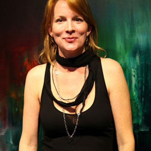 Evolution of an Artist: L Word's Laurel Holloman Gives Up Acting for Painting (For Now)