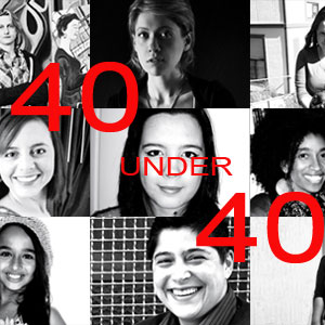 Advocate's 40 Under 40 - The Women