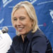 Martina Navratilova Honored at National Tennis Center