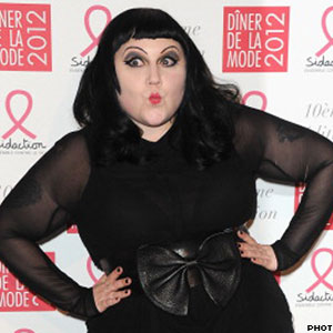 Gossip's Beth Ditto to Marry Girlfriend Kristin Ogata