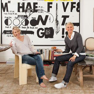 Ellen DeGeneres and Portia de Rossi's Estate Bought by Ryan Seacrest