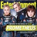Shot of the Day: Noomi Rapace and Charlize Theron Rock their 'Prometheus' Spacesuits for EW