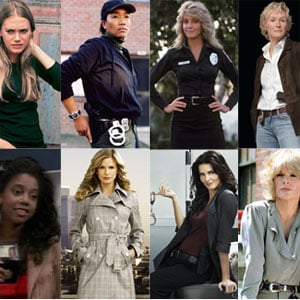 10 Hot Female Detectives Throughout TV History from 'The Mod Squad' to 'Rizzoli and Isles'