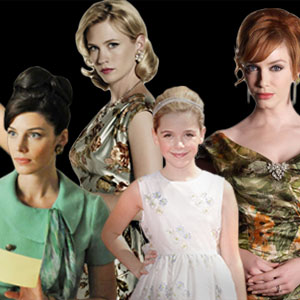Mad Women: Handicapping the Emmy Chances for the Ladies of Mad Men