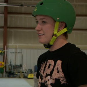 'MADE: Dream Bigger' Features Lesbian Becoming a Derby Girl