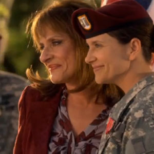 'Army Wives' Re-Cap: A Very Short Lesbian Engagement and a Broadway Diva Mom