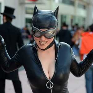 Comic-Con 2012 in Photos - Naya Rivera, Anna Paquin, Emmy Rossum, Jodie Foster and More