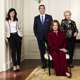 Win Swag from the Sigourney Weaver Starrer 'Political Animals'