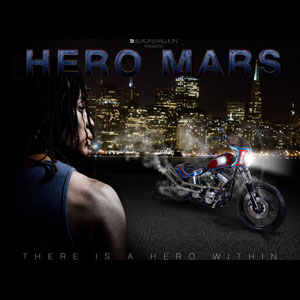 Skyler Cooper is 'Hero Mars' - Watch