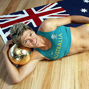 Out Aussie Beach Volleyball Veteran Natalie Cook to Retire After London Games