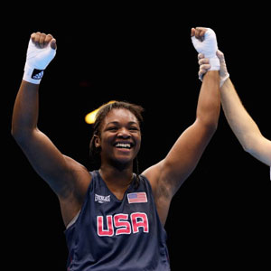 US Middleweight Claressa Shields Advances to Gold Medal Bout