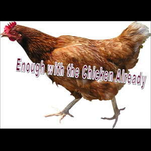 Op-Ed: Chicken Flap and the Real Issue of Equality for All
