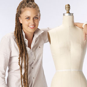 'Project Runway's' 'Original Tomboy' Alicia Hardesty Talks Fashion and Being Out