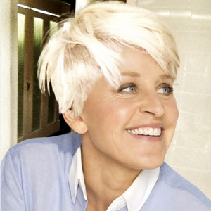 SheWired Shot of the Day: Ellen DeGeneres Rocks the New Miley 'Do